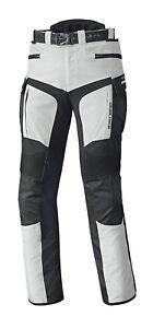 Held-Matata-II-gris-y-Negro-Impermeable-Hombre-Pantalones-moto-touring-Verano