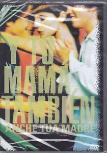 Dvd Y TU MAMA' TAMBIEN - ANCHE TUA MADRE nuovo 2001