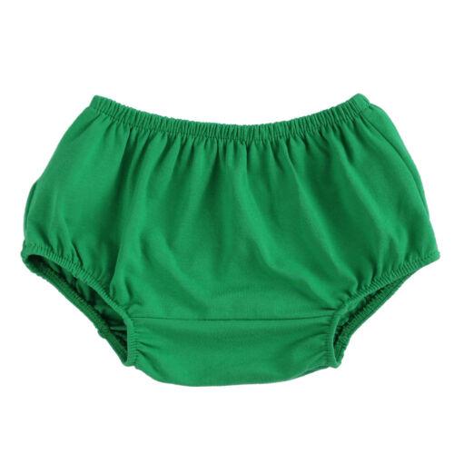 Neugeborene Baby Mädchen Jungen Shorts Baumwolle Unisex Windelslip Schlüpfer