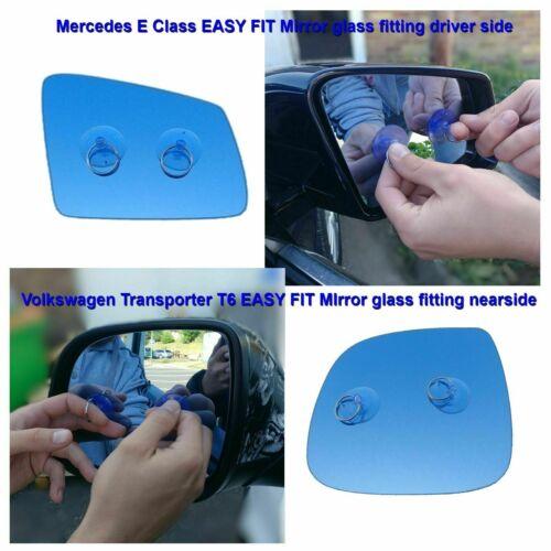 Fácil ajuste de Vidrio Espejo Convexo Lado Del Pasajero Para Mitsubishi Galant 96-06 189 lsef