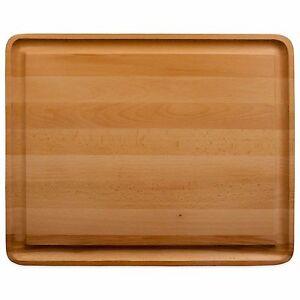 16 X 20 Quot Butcher Block Wood Cutting Chopping Slicing Board