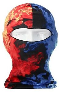 Desert Digital Camo Nylon Balaclava Ninja Swat Face Mask Liner Real Hunter Biker