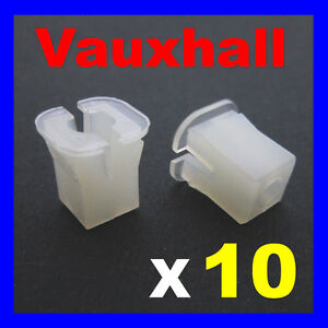 VAUXHALL-VECTRA-HEADLIGHT-RETAINER-CLIP-SCREW-GROMMET-INSERT-EXPANDING-NUT