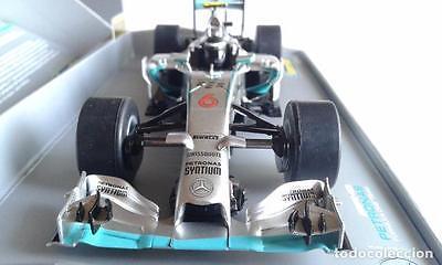 Bestellung H3621a Mercedes Amg Petronas F1 Nico Rosberg 2014 1/32 Neu Scalextric Spielzeug Elektrisches Spielzeug