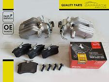 FOR VW PASSAT 3B2 3B3 3B5 3B6 1996-2005 REAR LEFT RIGHT BRAKE PADS CALIPERS NEW