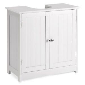 Bathroom-Under-Sink-Cabinet-Wooden-White-2-Door-Storage-Cupboard-Unit-Christow