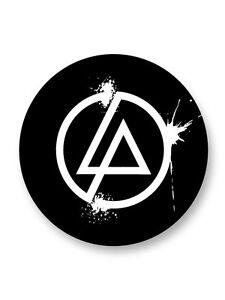 Porte clé Keychain Ø45mm Logo Symbol Green Day Rock US Groupe Band