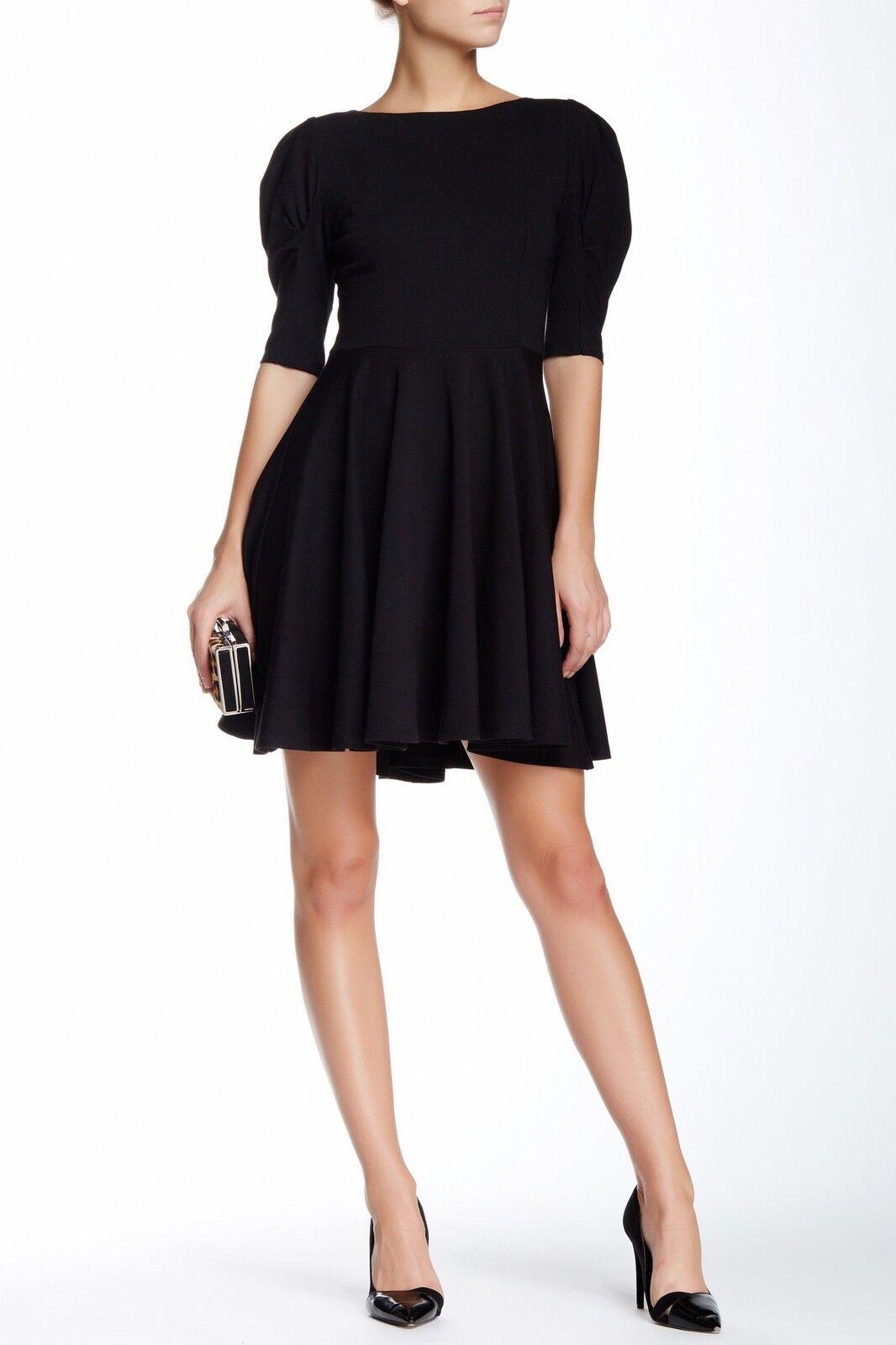 NEW Eva Franco 'Lupita' Dress (Größe 2) schwarz