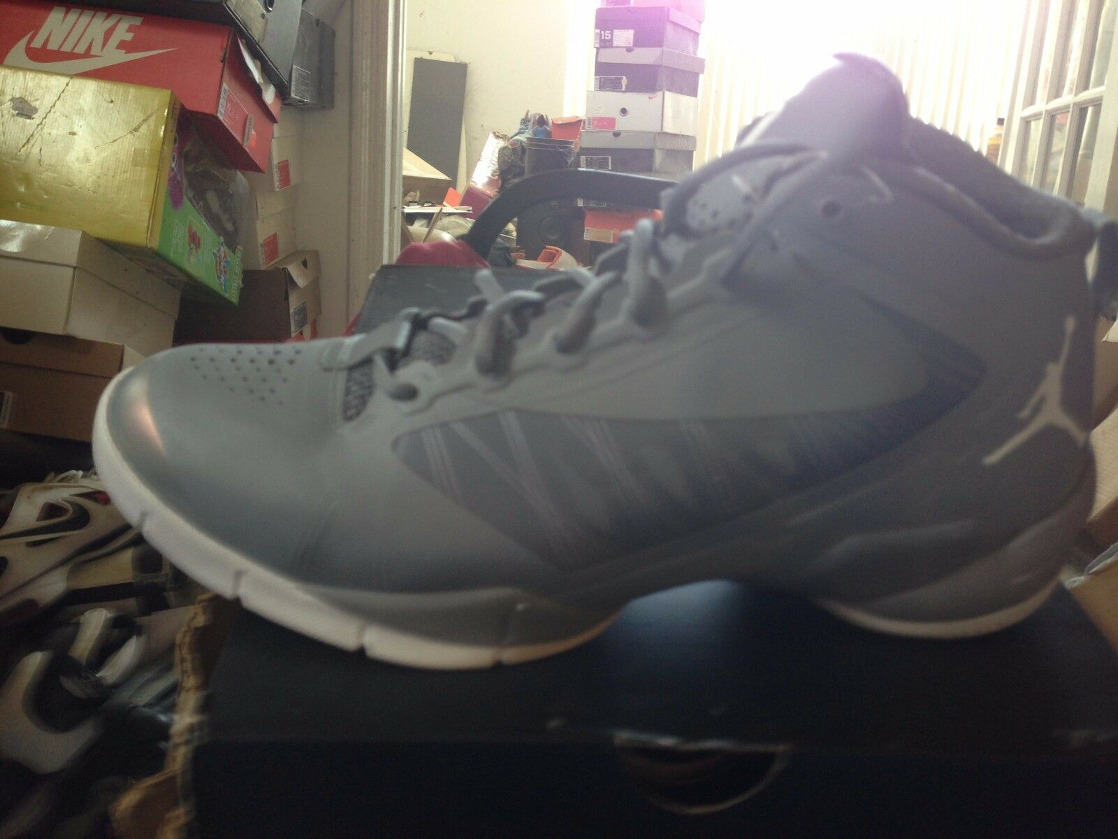 Nike Jordan Fly Wade 2 EV bnib gris / 10,5 WH / Stealth talla 10,5 / 736776
