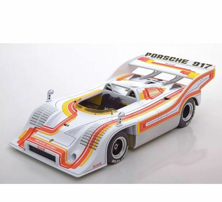 MINICHAMPS 1972 Porsche 917/10 Promo Design Can-Am LE 350pcs 1:18*Nuovo Item*NICE