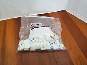 Dominoes-Loose-Bag-of-28-Pieces-Family-Game