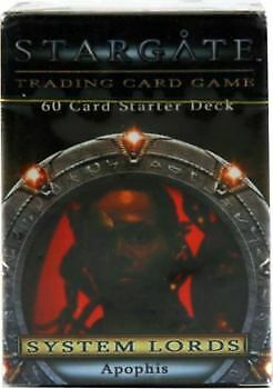 Stargate Online Trading Card Game: System Lords for PC - GameFAQs