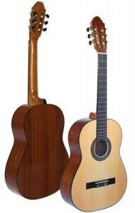 Guitarra-Clasica-Espanola-Jose-Gomez-de-caoba-y-abeto-Tamano-adulto-4-4-Nueva