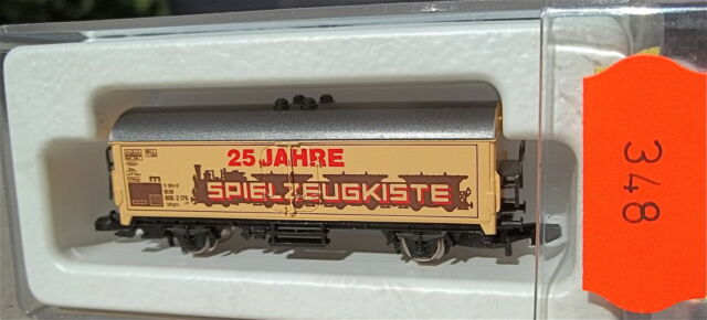 25 Years Toy Box Kolls 88502 Märklin 8600 Z Gauge 1/220 348