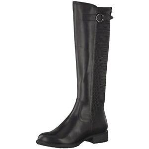 where can i buy many fashionable various styles Details zu Tamaris Damen Stiefel Da.-Stiefel 1-1-25511-23 001 schwarz 521933