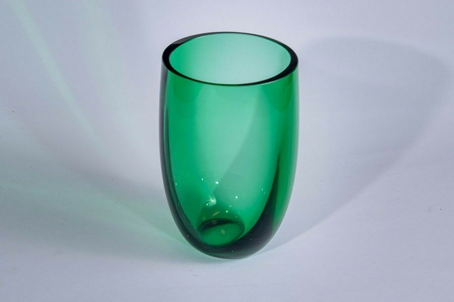 Glas, Vase, Holmegaard