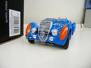 1-18-norev-peugeot-302-roadster-australiana-Mat-Le-Mans-nuevo-New
