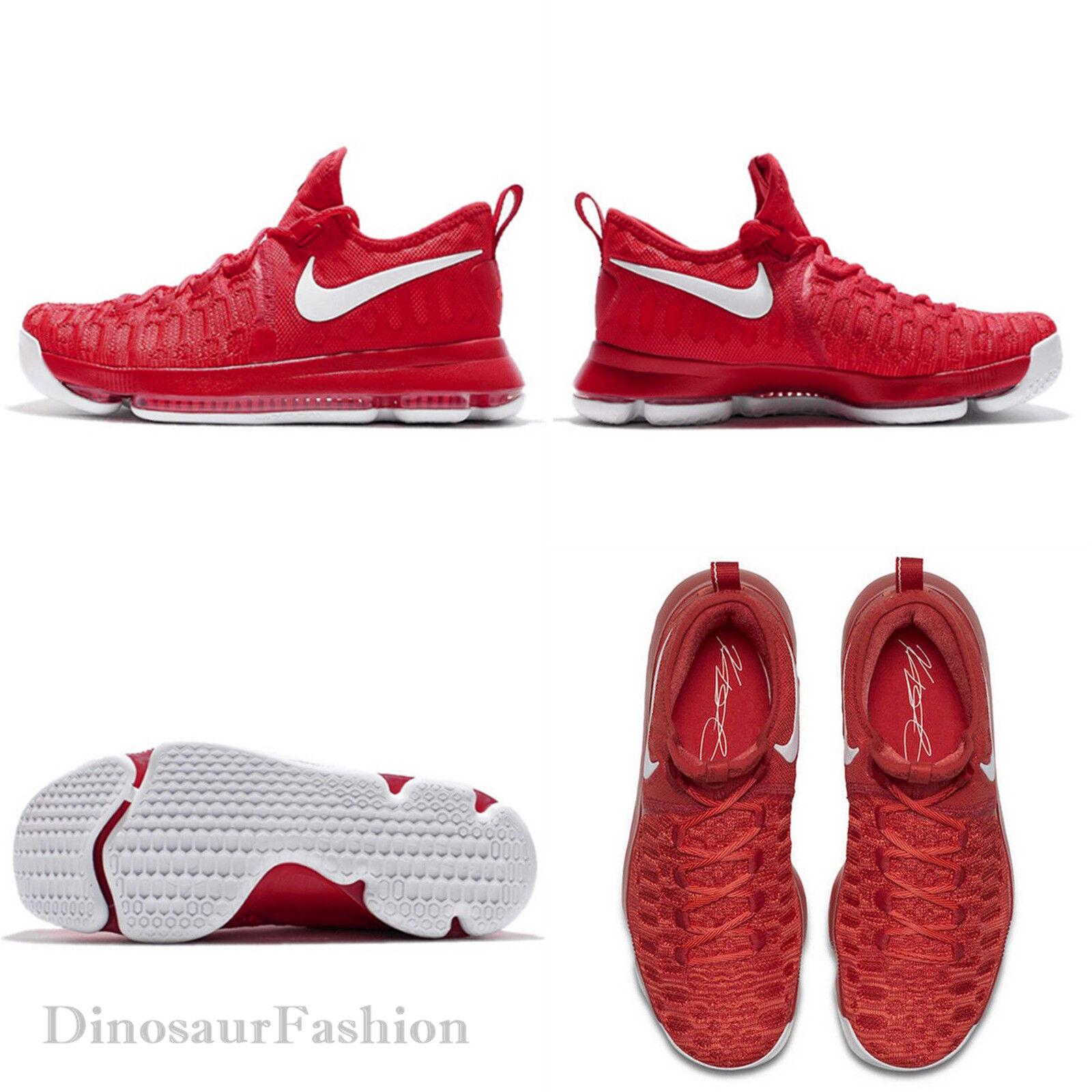 DE LOS HOMBRES baloncesto, NIKE ZOOM KD9 (843392-611) Zapatos de baloncesto, HOMBRES KEVIN DURANT, nueva con caja. e03cc2