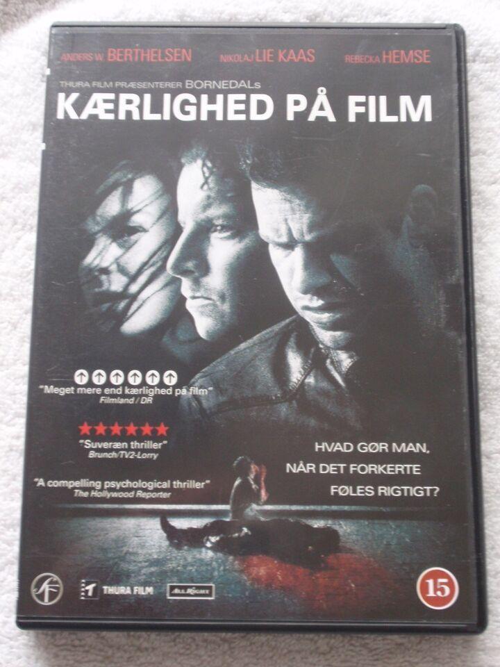Kærlighed på Film, instruktør Ole Bornedal , DVD