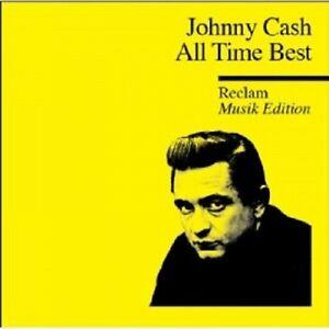 JOHNNY-CASH-ALL-TIME-BEST-RECLAM-MUSIK-EDITION-CD-24-TRACKS-COUNTRY-FOLK-NEU