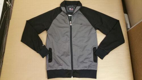 Orisue Men's Freemont Track Jacket Gray Black / Black Gray Size S-2XL