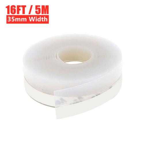 16FT 5M Window Door Seal Strip Bottom Self Adhesive Soundproof Weather Stripping