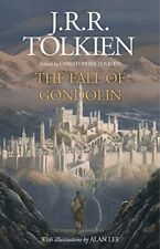 The Fall of Gondolin Hardcover FREESHIP Publisher August 30 2018
