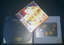 South Africa 2005 Short Proof Set in SA Mint Case - Scarce