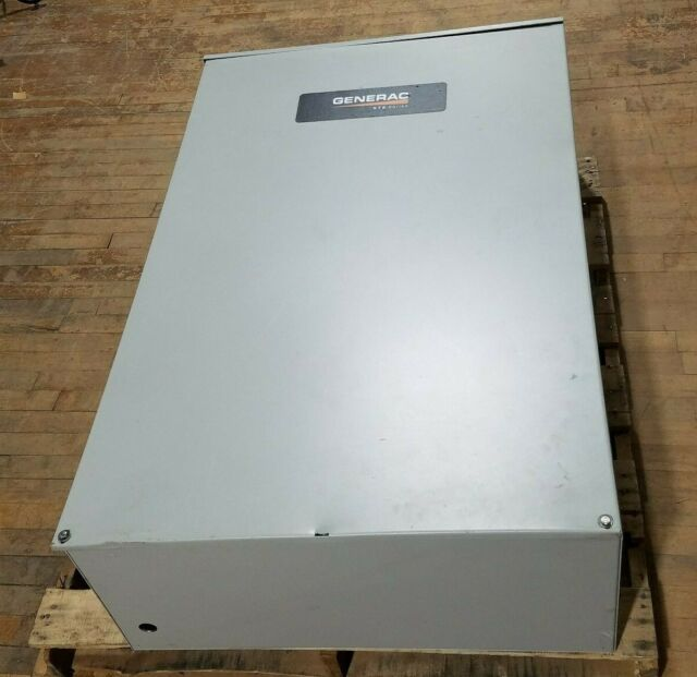 Generac Rtsn200k3 Rts Automatic Transfer Switch System