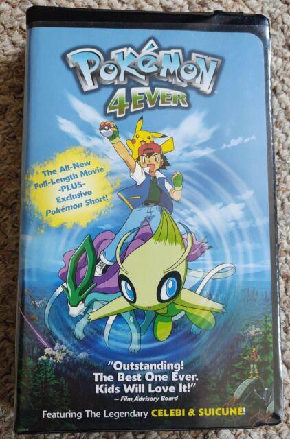 Pokemon 4ever Vhs 2003 For Sale Online Ebay