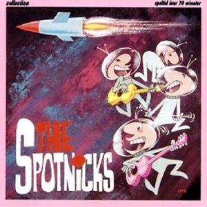 "Spotnicks - ""Collection 1962-77"" - CD Album"