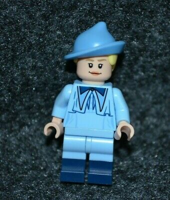 GABRIELLE DELACOUR Bright Light Blue from 75958 Lego Harry Potter MiniFigure