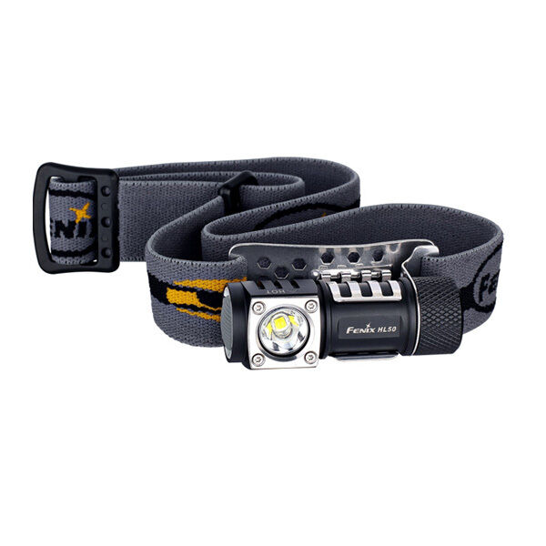 Fenix HL50 Cree XM-L2 T6 Neutral White LED Headlamp Headlight + AA Extender