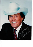 Jimmy Dean *James Bond, Diamonds Are Forever* Hand Signed Autographed 10x8 Photo