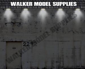 - Peel and Apply decal sticker//car 1//18 scale Garage Wall. Design 37 3xA4