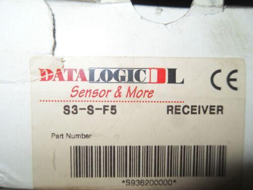 Datalogic S3-S-F5 Sensor