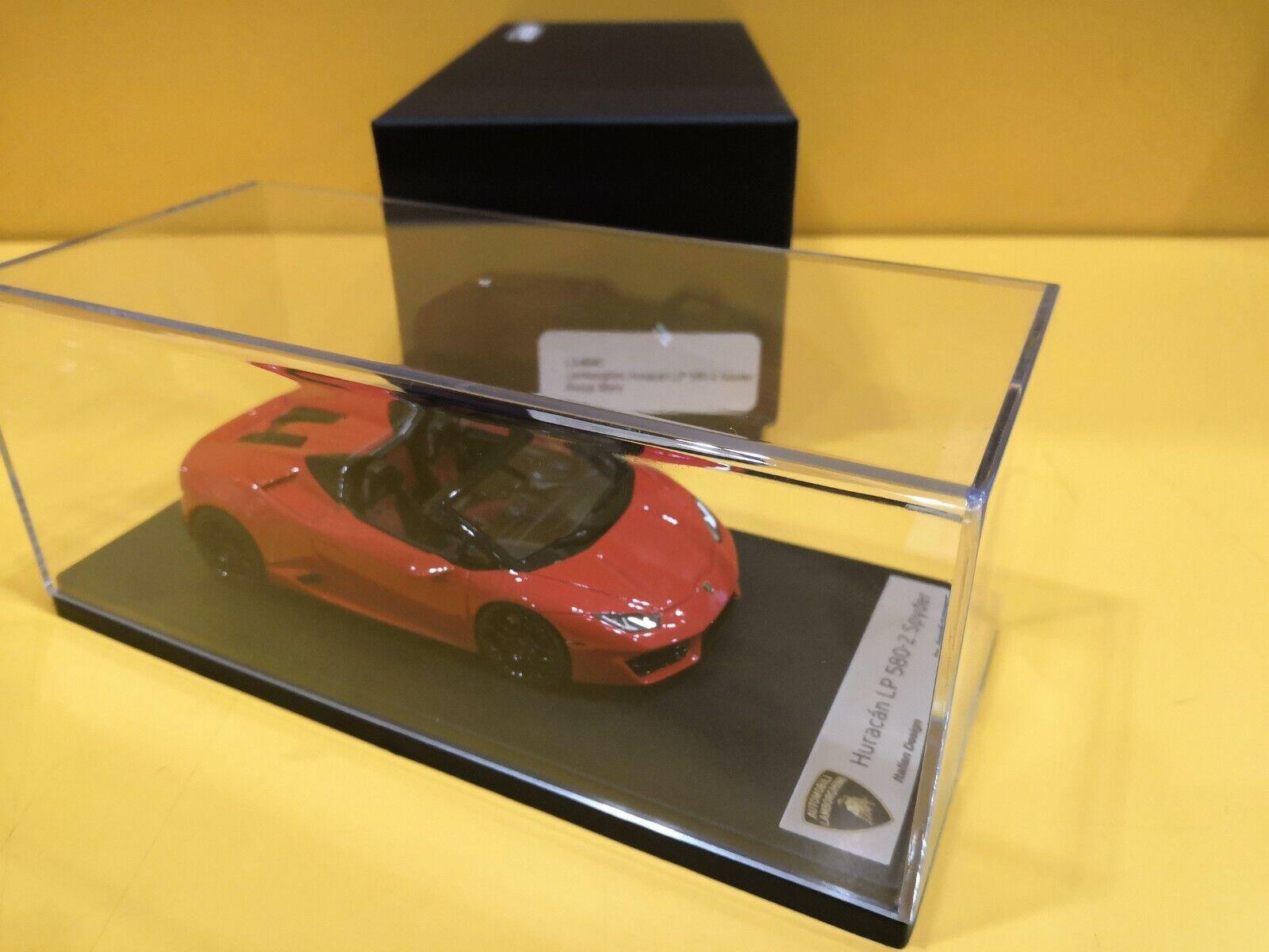 deportes calientes Look Smart LS464C - Lamborghini Lamborghini Lamborghini Huracan LP580-2 Spyder  con 60% de descuento