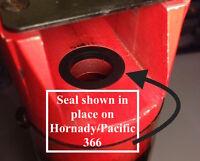 6-pacific Hornady 366 Powder Bushing Seal Shot Charge Bushing Seal - Lot Of 6
