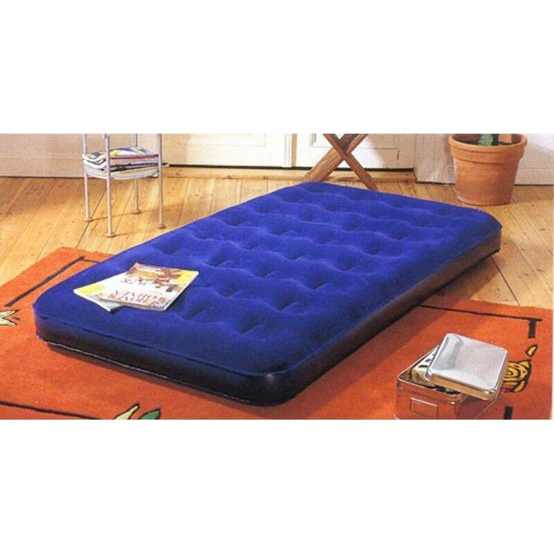 Matelas gonflable confort 197x185x22cm Wehncke