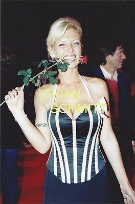 Vivian Schmitt.Original Foto Venus Vip Party Berlin ca 20