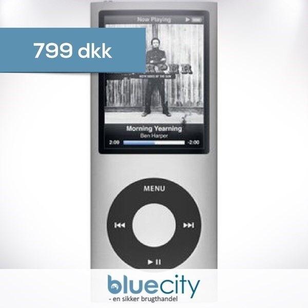 Andet mærke, Apple iPod Nano (4.Gen) 8GB Grå