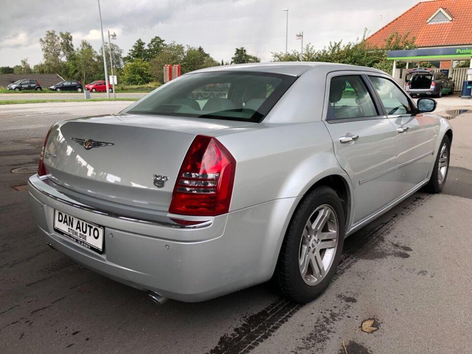 Chrysler 300C 3,0 CRD aut. Diesel aut. Automatgear modelår