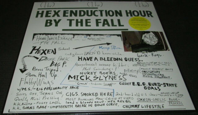 THE FALL Hex Enduction Hour (LP)
