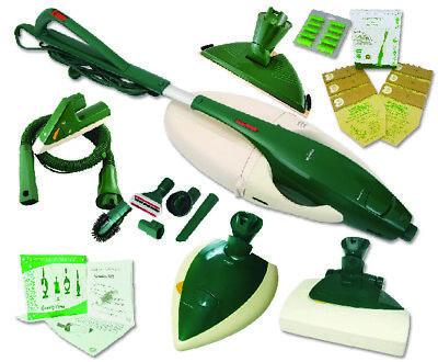 Sacchetto per la polvere FILTRO spazzole profumo adatto VORWERK FOLLETTO 130 131 con EB 350 EB 351