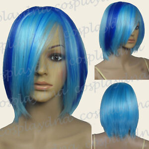 My-Little-Pony-DJ-Pon3-Cosplay-Wigs-Blue-Multi-Color-Anime-Short-Straight-Wig