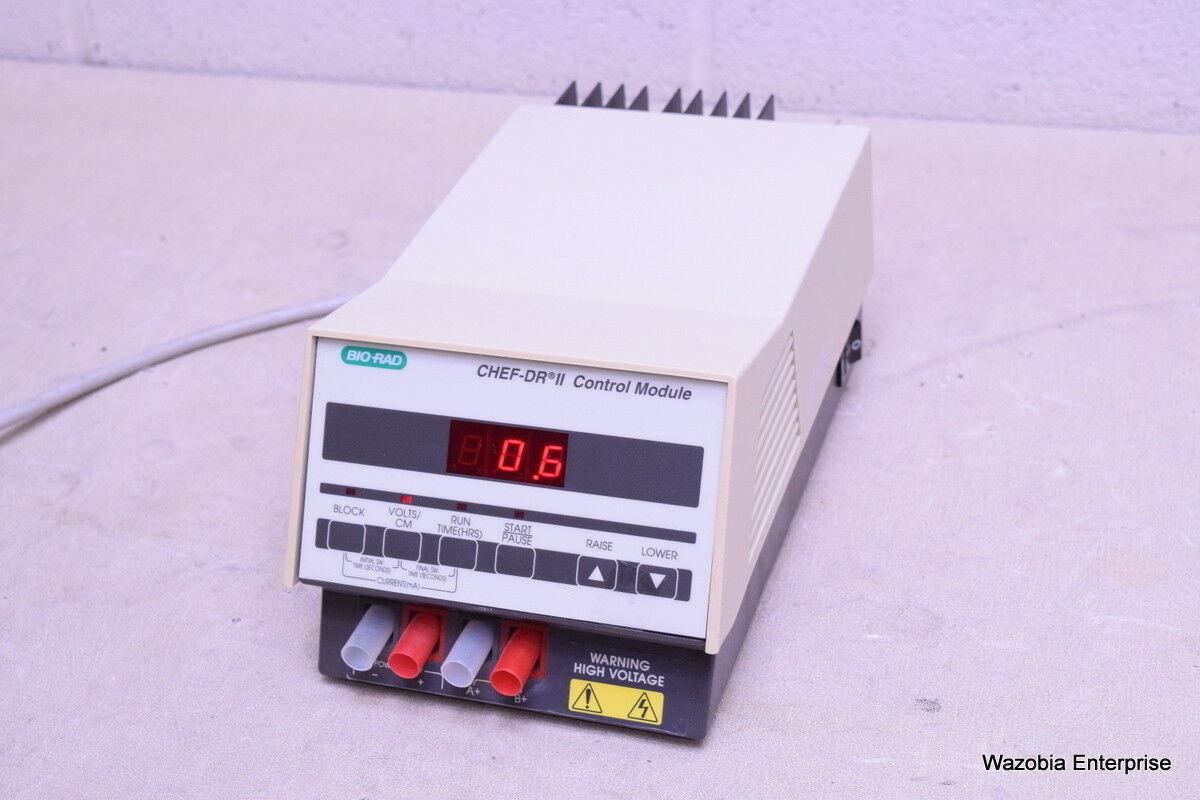 BIO-RAD Chef-DR electroforesis de De Suministro De de Energía Módulo De Control II 170-3723 01ced7