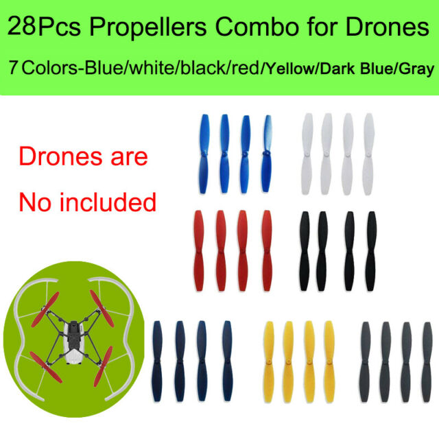 7 Sets Propeller Props CW CCW Guard Spare Parts For Parrot Drone Mambo Swing FPV