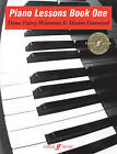 Piano Lessons: Book 1 by Fanny Waterman, Marion Harewood (Paperback, 1972)