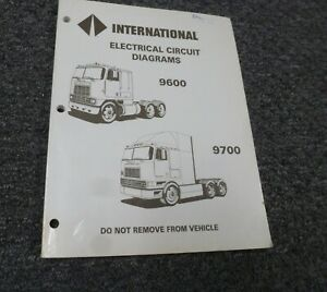 Heavy Truck Wiring Diagrams
