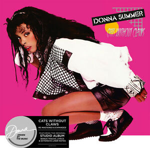 Donna-Summer-Cats-Without-Claws-New-CD-UK-Import